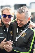 January 24-27, 2019. IMSA Weathertech Series ROLEX Daytona 24. Maurizio Reggiani, head of Lamborghini R&D