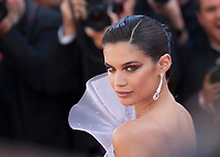 Sara Sampaio at the 120 Beats per Minute (120 Battements Par Minute) gala screening,  at the 70th Cannes Film Festival Saturday 20th May 2017, Cannes, France. Photo credit: Doreen Kennedy