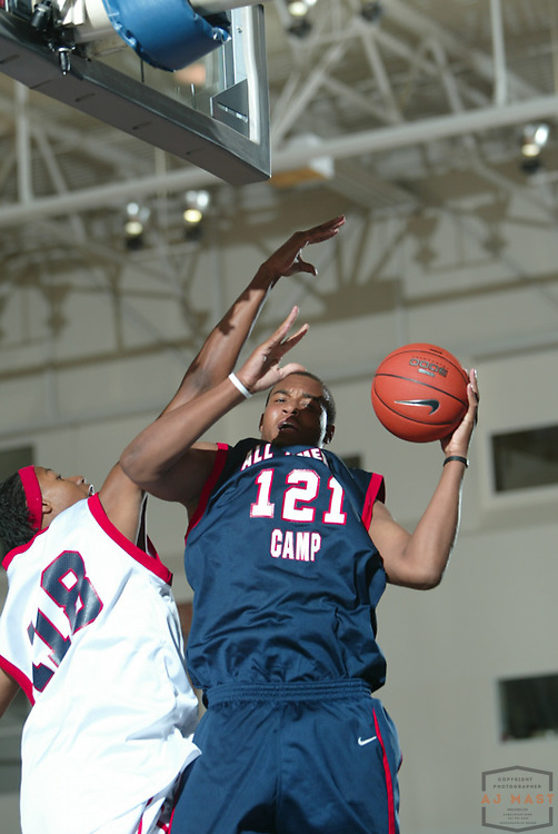 Braxton Dupree at the Nike All American basketball camp in Indianapolis,Thursday, July 7, 2005. (Mandatory Credit: AJ Mast/Ronin Images)......***LOW RES FPO ONLY, HIGH RES AVLAIBLE OFFLINE***