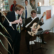 Opening Atelierroute 1999 Huizen