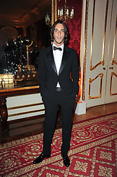VLADIMIR RESTOIN-ROITFELD at a dinner hosted by HRH Prince Robert of Luxembourg in celebration of the 75th anniversary of the acquisition of Chateau Haut-Brion by his great-grandfather Clarence Dillon held at Lancaster House, London on 10th June 2010.
