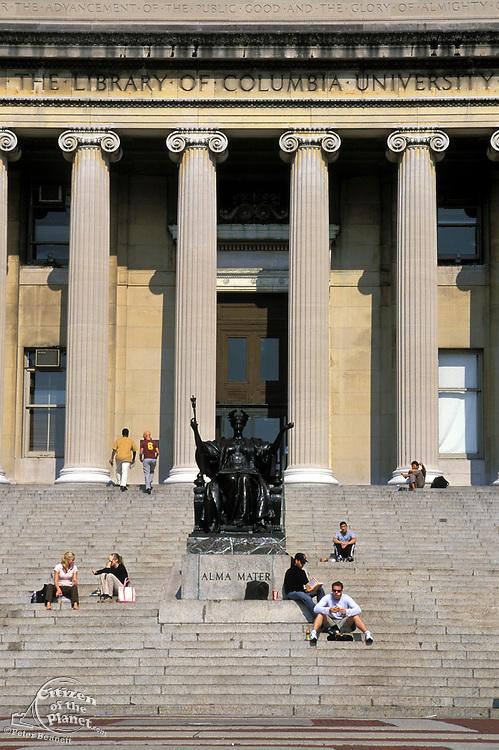 Columbia University, Manhattan, New York