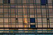 Berlin , television tower .Fernsehturm