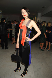 ROKSANDA ILINCIC at a reception hosted by Vogue magazine to launch photographer Tim Walker's book 'Pictures' sponsored by Nude, held at The Design Museum, Shad Thames, London SE1 on 8th May 2008.<br /><br />NON EXCLUSIVE - WORLD RIGHTS