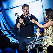 MON/Monaco/20140527 -World Music Awards 2014, Kellan Lutz and Nina Dobrev