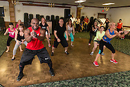Monroe, New York - People enjoy the South Orange Family YMCA Strong Kids Picnic at the American Legion on April 18, 2015.