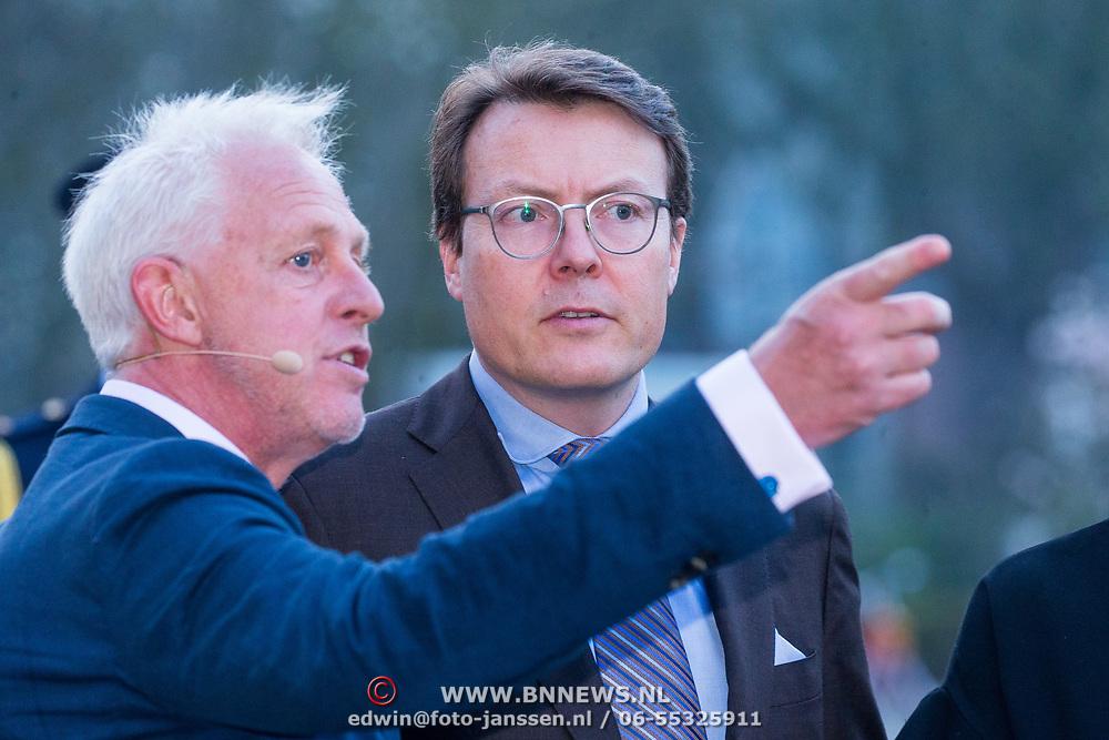 NLD/Amsterdam/20180412 - Prins Constantijn en Prinses Laurentien aanwezig bij uitreiking World Press Photo of the Year, Prins Constantijn
