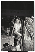 VICTORIA PRYOR,  Sultans Ball. Oxford Town Hall, March 1986