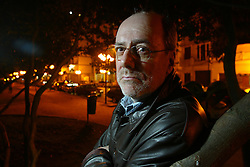 O escritor João Gilberto Noll, autor do livro Lorde, o qual conta a vida de um brasileiro que vai morar em Londres. FOTO: Jefferson Bernardes/Preview.com