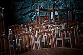 Tables and Chairs, Yosemite, Colour Study