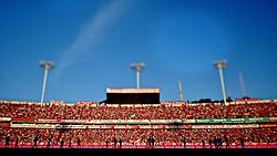 Lance da partida entre as equipes do Internacional e Caxias, valida pela final do Campeonato Gaucho, no Estadio Beira Rio, em Porto Alegre. FOTO: Jefferson Bernardes/Preview.com