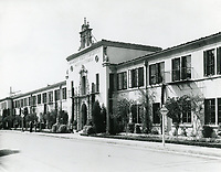 1930 Famous Players Lasky Studios Bldg. at Paramount Studios
