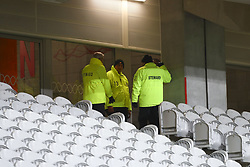 April 1, 2018 - Villeneuve D Ascq, France - stadier tribune vide (Credit Image: © Panoramic via ZUMA Press)