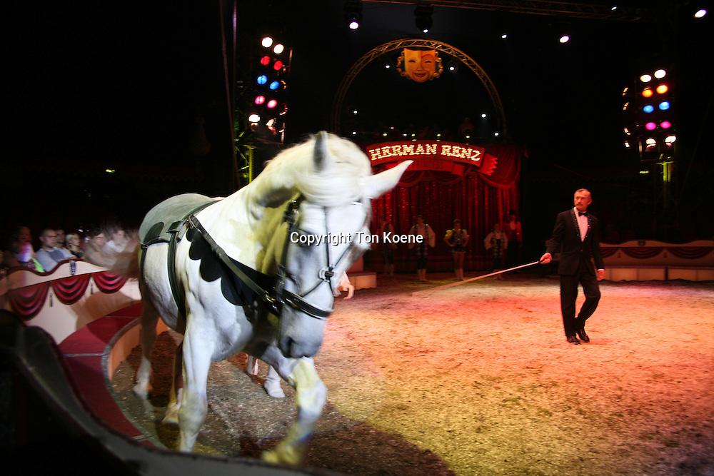 Dutch circus show
