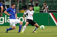 Fotball , 7. august 2013<br /> UEFA Champions League Third Qualifying Round Second Match in Warsaw Legia Warsaw Molde FK<br /> VEGARD FORREN<br /> , WLADIMER DWALISZWILI<br /> <br /> Norway only