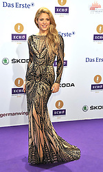 Shakira attends the Echo Awards 2014,  Berlin, Germany, Thursday, 27th March 2014. Picture by  Schneider-Press / i-Images<br /> UK & USA ONLY