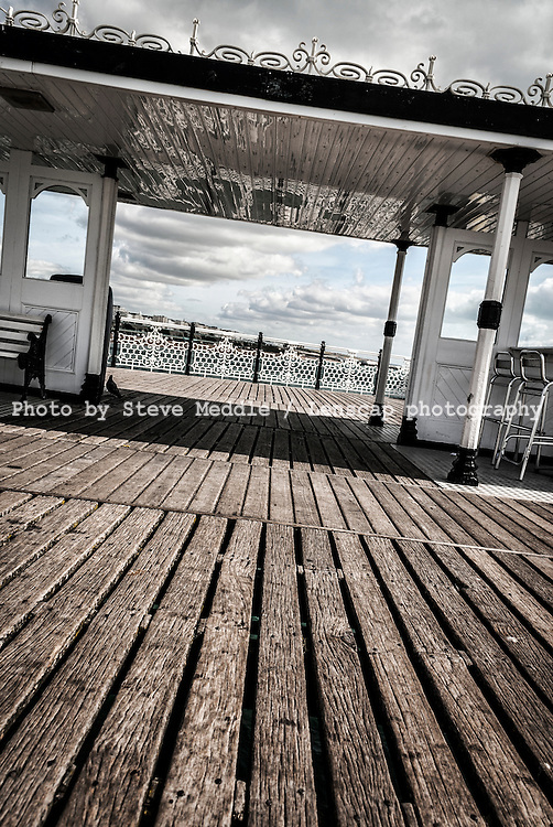 Brighton Pier, Brighton, Sussex, Britain - 2012