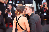 Venice, Italy, 31st August 2019, Bella Thorne and Benjamin Mascolo at the gala screening of the film Joker at the 76th Venice Film Festival, Sala Grande. Credit: Doreen Kennedy