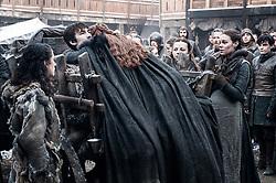 September 1, 2017 - Ellie Kendrick, Isaac Hempstead Wright, Sophie Turner..'Game Of Thrones' (Season 7) TV Series - 2017 (Credit Image: © Hbo/Entertainment Pictures via ZUMA Press)