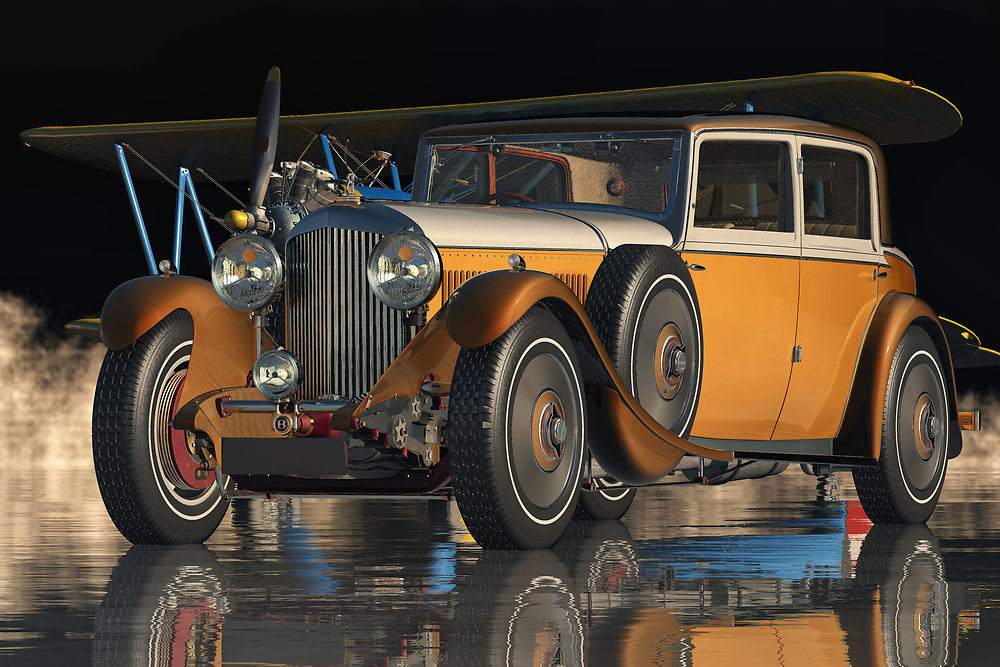 """The Bentley Stearman Model 75 from 1936 is one of the most beautiful and elegant models of the timeless classic car world. The car was introduced in the United Kingdom after it was introduced in Great Britain by the famous car designer Worsley. The car has an all over long wheel base that is almost 2 meters long. This magnificent design makes it one of the famous luxurious cars to grace the classic car world.<br /> <br /> The model was introduced as a private limited production vehicle for only a hundred and forty-two cars. These were the cars that won the hearts of collectors the world over. The Stearman model has been immortalized by film-maker John Cleese, who used it in the film """"A Fish called Wanda"""". There have been many movies version of this car too.<br /> <br /> The impressive history of the Bentley Stearman Model 75 is a testament of how the company has managed to win the hearts of millions of car lovers across the world. They are known to represent great craftsmanship and superior quality at a very affordable price. The company also offers a variety of models which include sedans, touring automobiles, long wheeled grand touring automobiles, Coupes, Convertibles, and Coup deals. All of these models have been created using the latest technologies and can be classified under the luxury car category."""