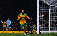 Photo: Ashley Pickering/Sportsbeat Images.<br /> Norwich City v Coventry City. Coca Cola Championship. 24/11/2007.<br /> Jamie Cureton (no. 10) scores the second for Norwich