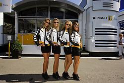11.09.2010 Monza, Italy - grig girl / girls - Formula1 World Championship Round 14 - Hungarian Grand Prix 2010 at Autodromo  Nazionale di Monza +++ Copyright: Asenov / RACE-PRESS.com