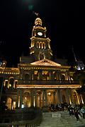 Final concert of the 2019 Australian International Music Festival. Sydney Town Hall, Sydney, Australia