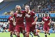 Millwall v Derby County 140913