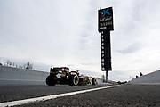 February 19-22, 2015: Formula 1 Pre-season testing Barcelona : Pastor Maldonado, (VEN), Lotus