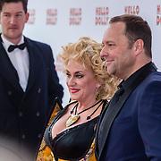 NLD/Rotterdam/20200308 - Hello Dolly premiere , Karin Bloemen en Richard Groenendijk