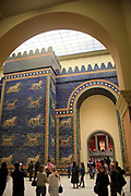 Interior of the Pergamon Museum, Berlin, Germany