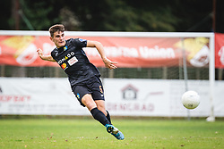 Mark Španring of Bravo during football match between ND Beltinci and NK Bravo in 1st Round of Pokal Slovenije 2020/21, on September 23, 2020 in Športni park Beltinic, Slovenia. Photo by Blaž Weindorfer / Sportida