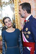 010617 Spanish Royals Celebrate New Year's Military Parade 2017