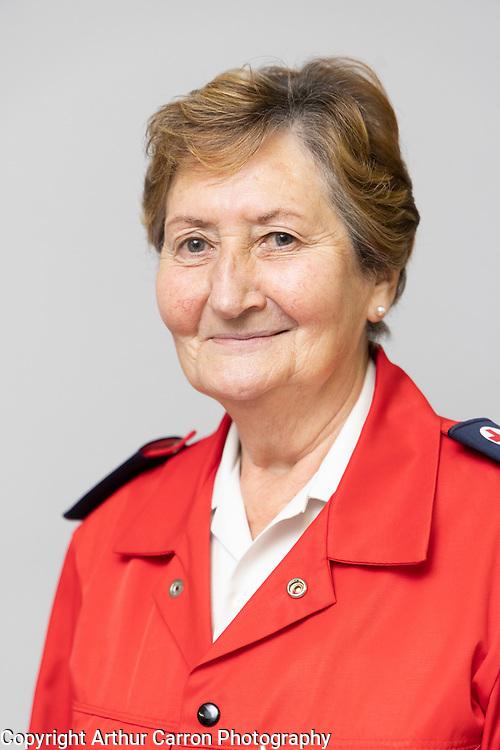 Hazel O'Donoghue, Red Cross Volunteers, Drogheda. Picture: Arthur Carron