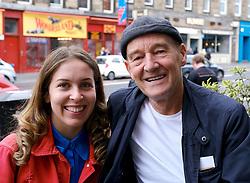 Edinburgh International Film Festival 2019<br /> <br /> Pictured: Anna Ash MacKay and David Hayman <br /> <br /> Alex Todd | Edinburgh Elite media