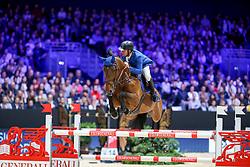 Bles Bart, NED, Israel vd Dennehoeve<br /> LONGINES FEI Jumping World Cup™ - Lyon 2019<br /> © Hippo Foto - Julien Counet<br /> 03/11/2019
