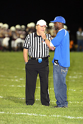 28 September 2012: Blue Ridge Knights lost to the Le Roy Panthers in Le Roy Illinois
