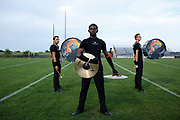 Shadow Drum and Bugle Corps performs in Oregon, Wisconsin on July 20, 2019. <br /> <br /> Beth Skogen Photography - www.bethskogen.com