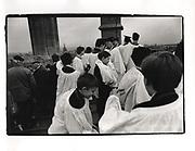 Choir, Magdalen Tower, Oxford. 1988