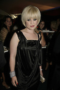 Kelly Osborne, GQ Men Of The Year Awards, Royal Opera House, London, WC2. 5 September 2006. ONE TIME USE ONLY - DO NOT ARCHIVE  © Copyright Photograph by Dafydd Jones 66 Stockwell Park Rd. London SW9 0DA Tel 020 7733 0108 www.dafjones.com