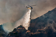 Getty Fire 10/28/2019