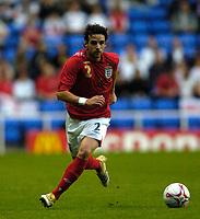 Photo: Richard Lane.<br />England 'B' v Belarus. International Friendly. 25/05/2006.<br />England's Owen Hargreaves.
