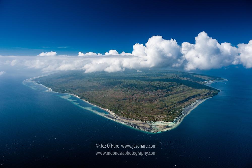 Binonko island, Wakatobi National Park, Tukang Besi islands, South East Sulawesi, Indonesia