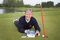 HALFWEG - Jan Ede Kuipers, vrijwilliger op de Amsterdamse GC en lid van de NGF wedstrijdcommissie. Copyright Koen Suyk