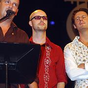 Harpengala 2003, Gouden Harp winnaar, Blof, Peter Slager