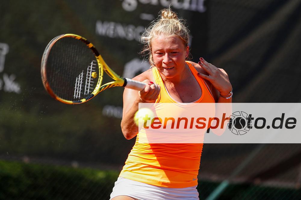 Sophia Intert (GER) - ITF-Ranking #1289 bei der International Premier League (IPL) - 3. Event am 10.8.2020 in Halle (TC Blau-Weiss Halle), Deutschland , Foto: Mathias Schulz