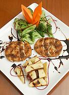 A vegetarian dish atTrue  City restaurant in Pine Bush on Nov. 1, 2007.