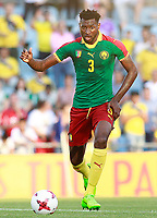 Cameroon's Andre-Frank Zambo Anguissa during international friendly match. June 13,2017.(ALTERPHOTOS/Acero)