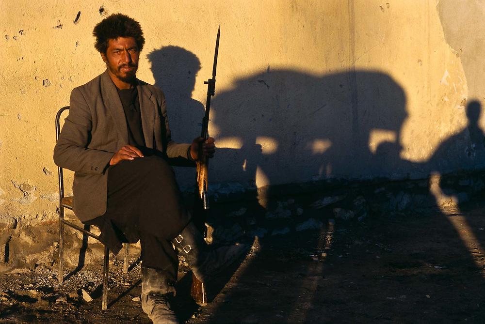 Kabul, Afganistan.