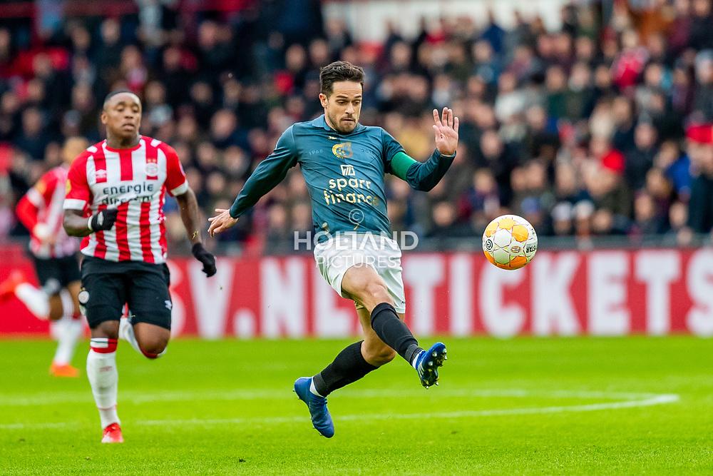 03-02-2019: Voetbal: PSV v Fortuna Sittard: Eindhoven<br /> Eredivisie - Seizoen 2018-2019<br /> #5 Michael Pinto (Fortuna Sittard)